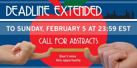 Call for Abstract Now Open