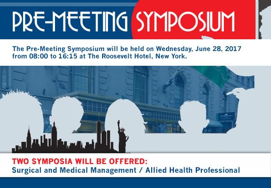Pre-Meeting Symposium Information