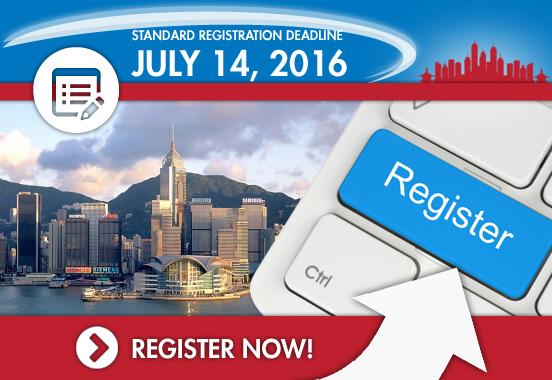 STANDARD REGISTRATION DEADLINE JULY 14, 2016